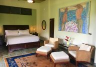 Bed and Breakfast Casa Flamboyant Rainbow room 4